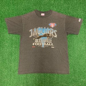 Vintage 1994 Jacksonville Jaguars Tee Size XL 90s